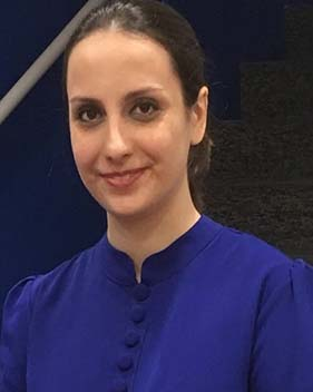Ms. Tayebeh Sepehrom