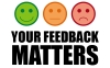 Share your Feedback, Suggestions & Complaints